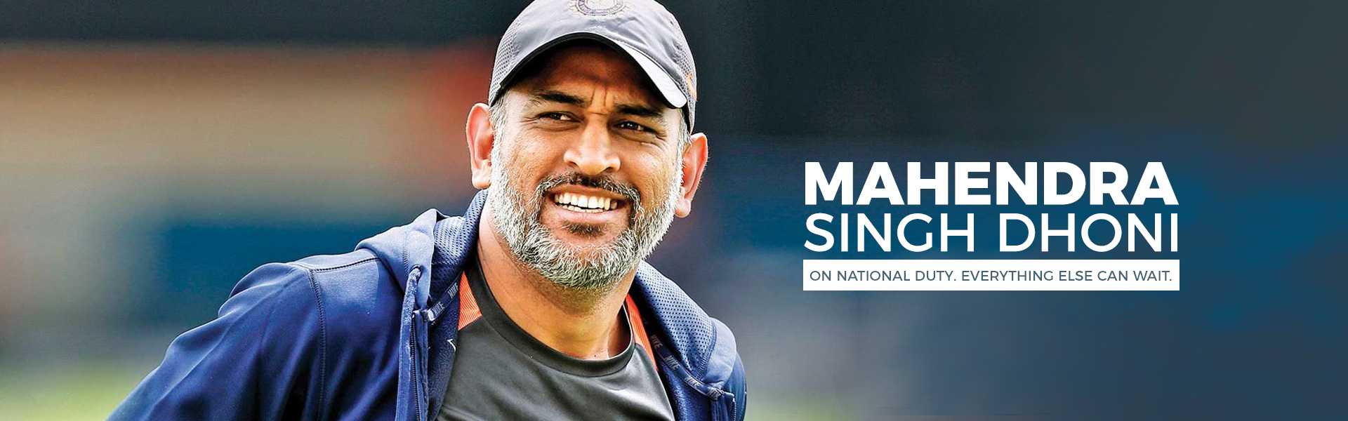 Mahendra Singh Dhoni Member Team India, biker, gamer, Hindi retro aficionado & an absolute pet-lover.