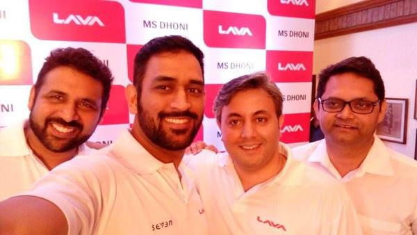 Proud to be associated with Lava, a truly reliable Indian brand. Pic clicked on my Lava phone. Lava Mobiles #MSD4Lava
