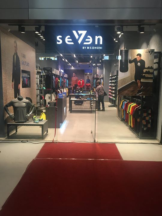 Seven's store launched in Surat!!! #IAMSEVEN