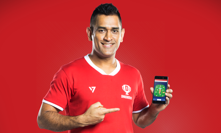 Excited to come on board as the brand ambassador of Dream11- India's Biggest Sports Game!. Khelo Cricket Dimaag Se! ​