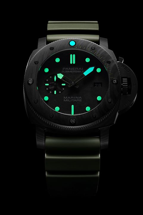 #Panerai just launched PAM00961 Marina Militare which comes with a once in a lifetime experience with the Italian Navy commandos.Totally my kind of watch and experience... Cool things being launched at #paneraisihh2019