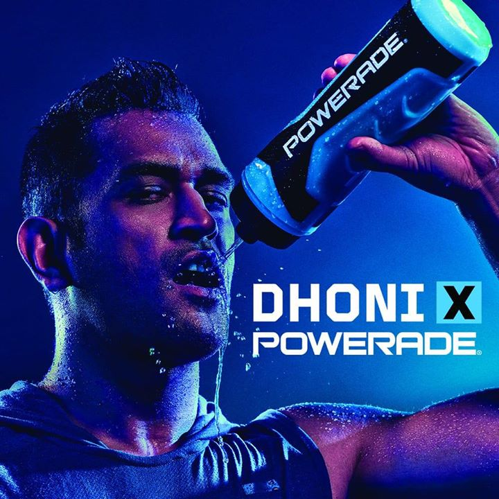 The fuel to my fitness finally makes it to India! Proud to be associated with Powerade, the ultimate sports drink that has fuelled athletes across the world to achieve more- Powerade India #PowerThrough   Rhiti Sports