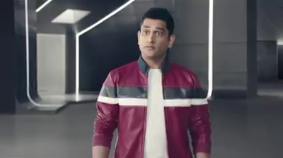 First time sharing screen with the one and only angry young man of Indian movie industry for announcing a milestone innovation from the house of TVS. Hope you enjoy watching it as much as I did while shooting for it! #AngryYoungMan #CaptainCool #India'sFirst&Only #TVSMotor