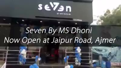Seven NOW open in Ajmer!!! www.7.life #IAMSEVEN