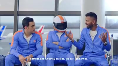 It's time to spice up the chutney a little! Show me the slogans you are most proud of, using the hashtag #CheerWithPride. Gulf Oil India