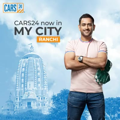 So happy to see CARS24 expanding rapidly across India and I now welcome them to my hometown, Ranchi. Really excited to be a part of their growth Journey, all the best to the entire CARS24 team. https://m.facebook.com/story.php?story_fbid=791374904651824&id=771805866275328&_rdr